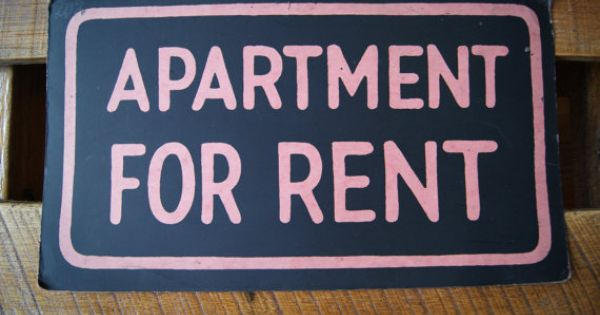 apartment marketing and advertising ideas vintage apartment for rent sign chenal pointe at. Black Bedroom Furniture Sets. Home Design Ideas