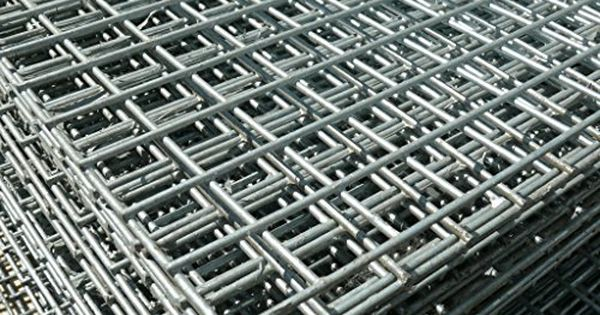 From 29 99 Welded Wire Mesh Panel 8ft X 4ft Galvanised Steel Sheet Metal Grid 1 25mm Holes 12 Gauge Animal Welded Wire Fence Welded Wire Panels Wire Fence