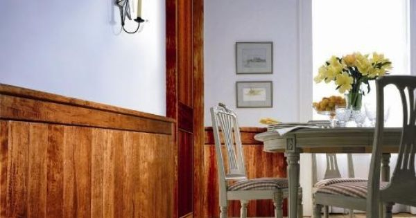 Classic Rustic Distressed Maple Wainscoting 4 Foot
