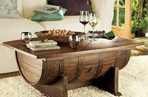 80 pieces of upcycled furniture weinfass tisch weinfass und recycling m bel. Black Bedroom Furniture Sets. Home Design Ideas