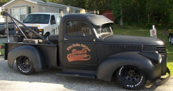 1947 chevy tow truck rat rod for sale classic trucks pinterest tow truck rats and chevy. Black Bedroom Furniture Sets. Home Design Ideas