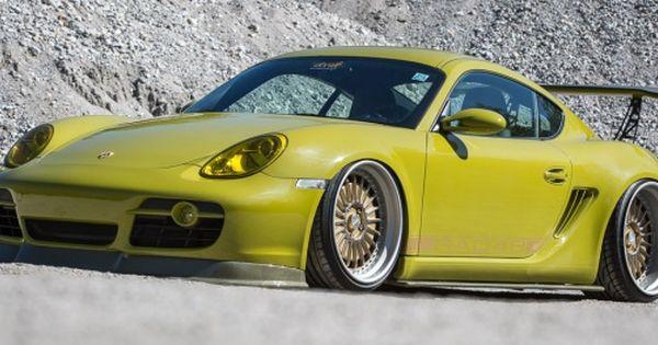 Porsche Cayman S Mit Breitbau Und Kevlar Ofter Mal Was Neues Auto Der Woche Cayman S Neue Autos Porsche