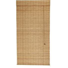 Product Image 1 With Images Bamboo Roller Shades Curtains With Blinds Sliding Door Blinds