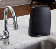 Aquasana The Best Rated Faucet Filter Countertop Water Filter