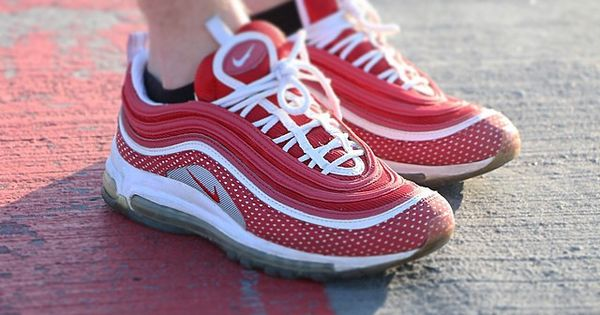 91466cc67d ... inexpensive saint nike air max 97 valentines day sneakers pinterest  plus d 855b7 9a76a
