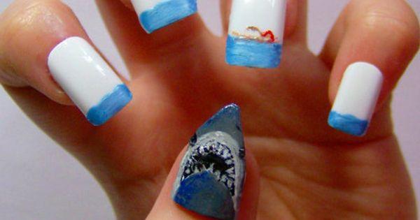 Amazing nail polish patterns