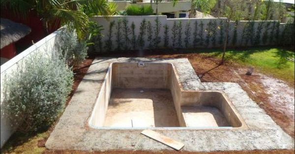 Cheap way to build your own swimming pool home project for Cheapest way to build your own house