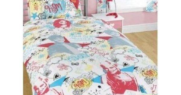 Kids Childrens High School Musical Full Bedding Set Duvet Cover