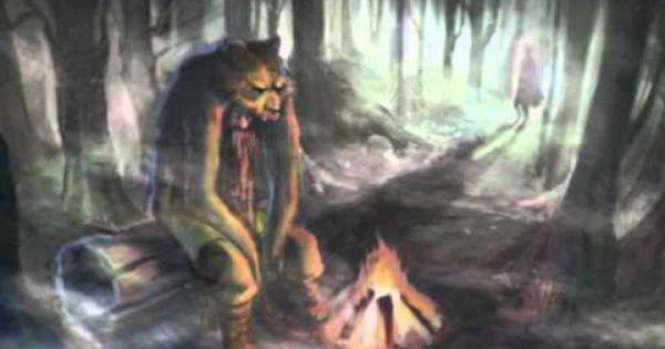 german folk tales   Learn and talk about Bearskin (German ...