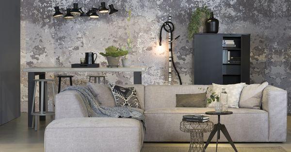 Grey tones stijl studio seizoen 3 eijerkamp wonen wooninspiratie woonkameridee n - Studio stijl glazen partitie ...