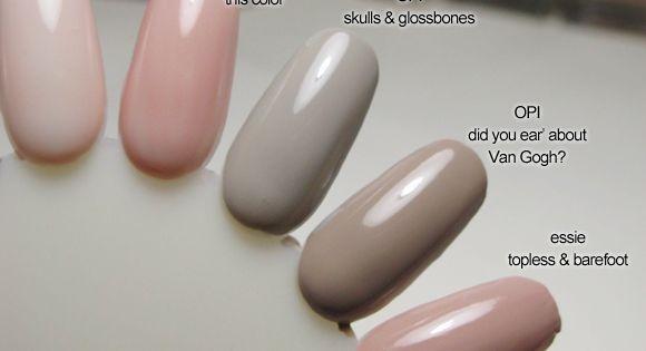 Nude Nail Polish | Zoya