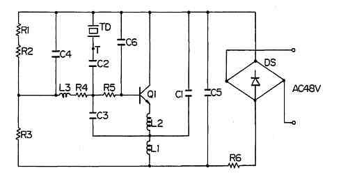 Ultrasonic Atomizer Circuit Ultrasonic Circuit Inductors