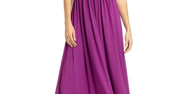 Purple dress from Rachel Pally. Flattering waist and neckline. http://media-cache1.pinterest.com/upload/283445370267698213_rA5fBF7o_f.jpg compai justina