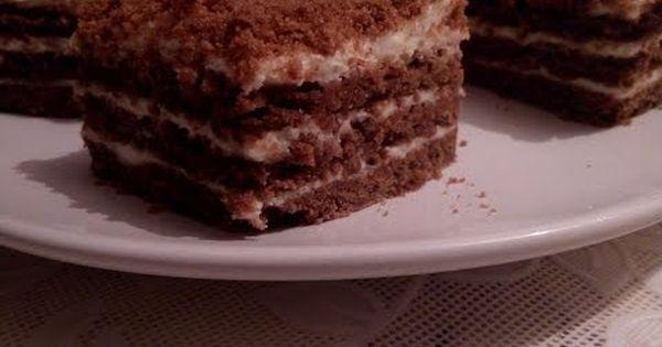 كيكة العسل الروسيا اسهل طريقة لعمل كريمة الموسلين Russian Honey Cake Youtube Recette Facile Tarte Sucree Recette