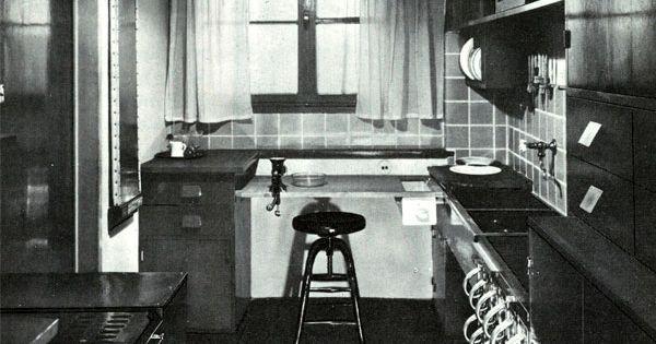 margarete sch tte lihotzky austrian 1897 2000. Black Bedroom Furniture Sets. Home Design Ideas