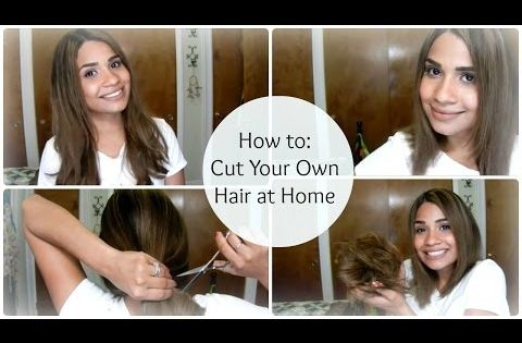 style your own hair how to cut your own hair at home a line bob want 1380 | e52e622d3b5914d8f043d0d20347e0cf
