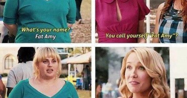 Fat Amy Pitchperfect awesome movie