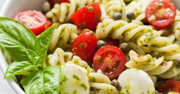 15 Detox Meatless Salads