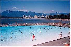Kitsilano Pool Vancouver Canada Proudly Selling Itself As North