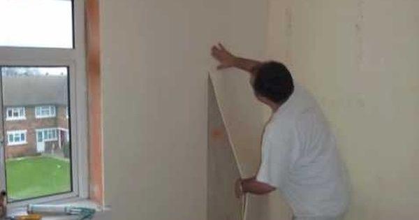 طرق التخلص من الرطوبة عزل الجدران من الداخل عزل الجدران من الخارج Beautiful Ceiling Designs Thermal Insulation Mold Growth