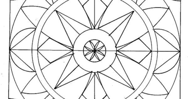 Cool Mandala Para Colorear Cool Mandalas Para Colorear De: Cool Abstract Coloring Pages
