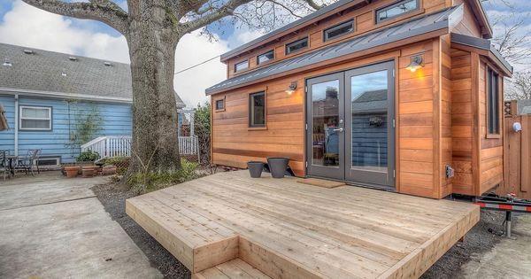 tiny houses peek inside 160 feet of portland simplicity portland business journal tiny. Black Bedroom Furniture Sets. Home Design Ideas