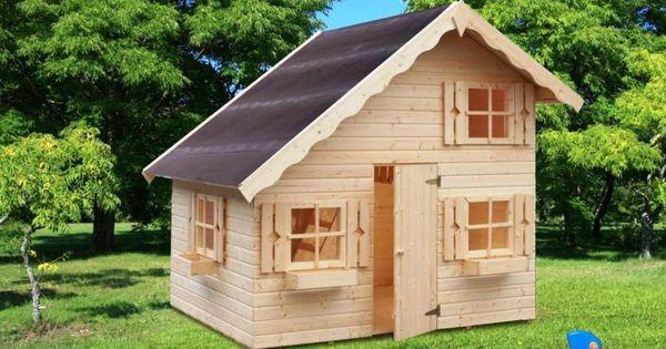 Casa de juegos para ni as paso a paso buscar con google - Casitas de madera pequenas ...