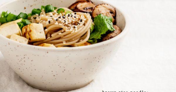 Eggplants, Noodles and Tofu on Pinterest