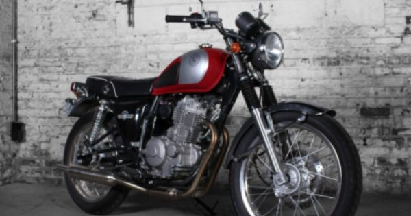 Genuine G400c Motorcycle I Love The Look And I Hope It S As