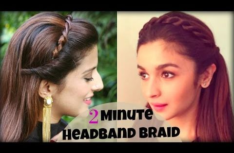 Here Are 10 Indian Hairstyles For Medium Hair Girls To Try At Home Check Out These Diy Hairstyles To Look Sup Hair Styles Medium Hair Styles Hairstyle Youtube