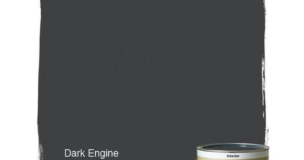 Dunn Edwards Paints Paint Color Dark Engine De6350
