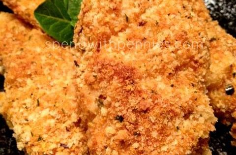 Parmesan, Ovens and Chicken on Pinterest