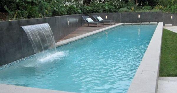 Pool garten freistehend spezifische form wasserspiele for Garten pool party