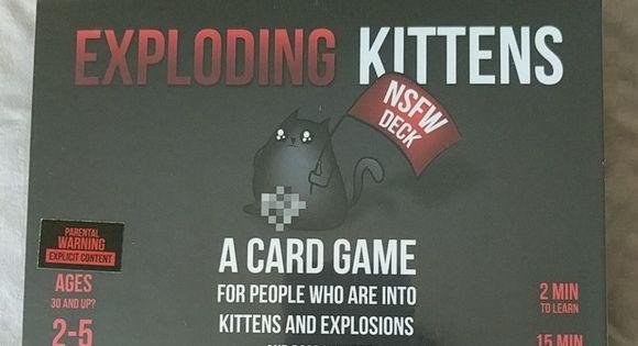 Exploding Kittens Card Game Exploding Kittens Card Game Exploding Kittens Card Games