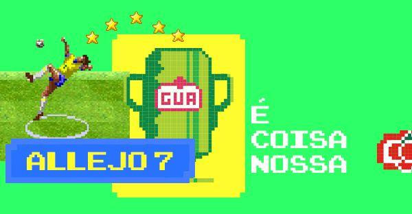 Guarana Contrata O Maior Jogador Brasileiro De Todos Os Tempos