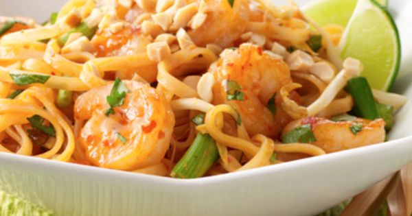 Weeknight Shrimp Pad Thai | Recipe | Shrimp Pad Thai, Pad Thai Recipes ...