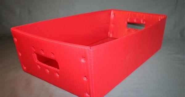 Folding 3mm Coroplast Box Corflute Box Mail Tray Mail Tote Buy Coroplast Box Corflute Box Mail Tra Corrugated Plastic Corrugated Corrugated Box