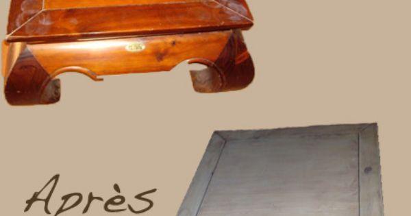 table opium maison du monde poncer appliquer une teinte effet bois flott poncer. Black Bedroom Furniture Sets. Home Design Ideas