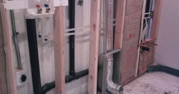 How To Finish A Basement Bathroom Plumbing Rough In Basement