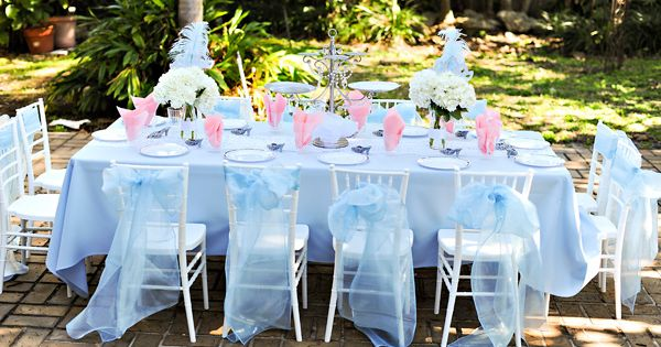 Cinderella Tea Party ideas