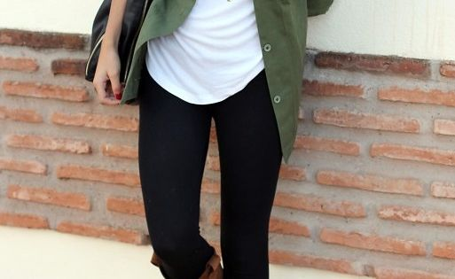 THE WAYS TO WEAR A COWBOY BOOTS 3 WITH LEGGINGS OR THIGHTS