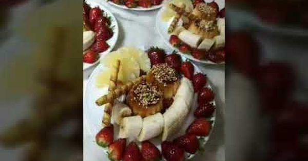 صور تعلم طريقة تزيين مائدات المناسبات و الخطوبة الشوفة و الختان روعة و بطريقة عصرية Youtube Diy And Crafts Food Breakfast