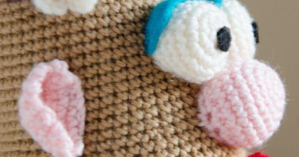 Kawaii Potato Amigurumi : Mrs. Potato Head Amigurumi Crochet Amigurumis cuties ...