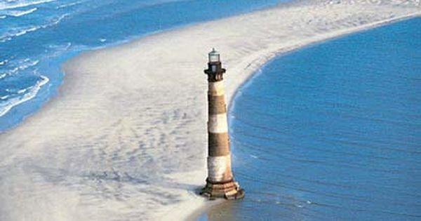 Morris Island Light House, Charleston, SC