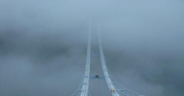 WALK THE NORWAY SKY BRIDGE - on my bucket list