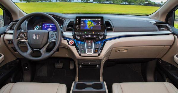 2018 Honda Odyssey Minivans Are Still The Best Family Car Does