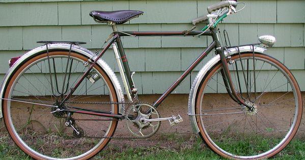 Picture Randonneur Bike Bicycle Commuter Bike