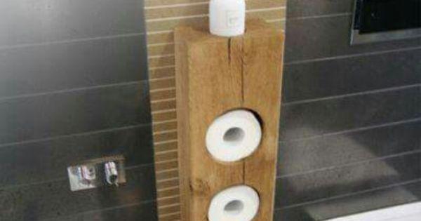 meuble rouleau de toilette d coration maison pinterest. Black Bedroom Furniture Sets. Home Design Ideas