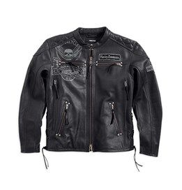 Harley Davidson Destination Leather Jacket 649 14