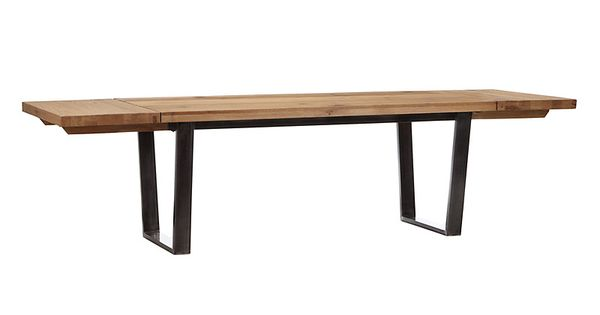 John Lewis Calia 190 290cm Extending Dining Table Oak  : e594b9336c6d37c872d8188064423776 from www.pinterest.com size 600 x 315 jpeg 9kB